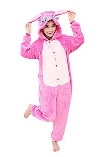 Yimidear® Unisex Cálido Pijamas para Adultos Cosplay Animales de Ves