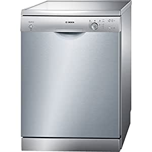 Bosch SMS40E38EU freestanding 12place settings A+ dishwasher - Dishwashers (Freestanding, Stainless steel, Cold, Hot, Basket, 12 place settings, 52 dB)