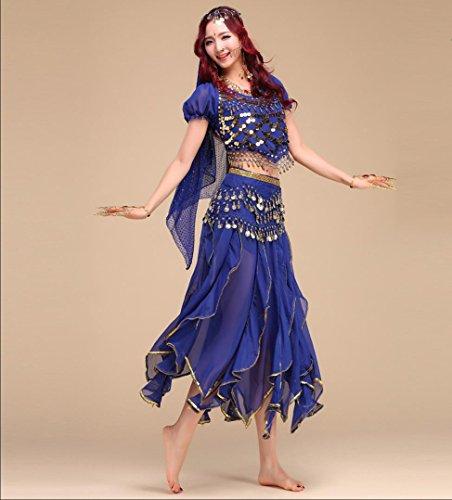 danza-del-ventre-completi-per-donna-da-esibizione-chinlon-elastene-drappeggi-4-pezzi-pantaloni-acces