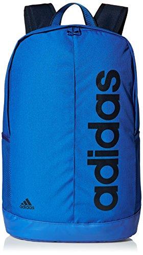adidas Lin Per Bp - Bolsa de deporte, color azul, talla NS