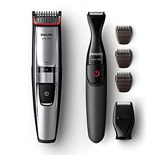 Philips Series 5000 Beard and Stubble Trimmer with Precision Multi Groom Styler - BT5205/83 (B07FMZ5BTM) | Amazon price tracker / tracking, Amazon price history charts, Amazon price watches, Amazon price drop alerts