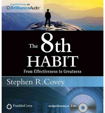 [ [ THE 8TH HABIT: FROM EFFECTIVENESS TO GREATNESS [WITH DVD] - GREENLIGHT BY(COVEY, STEPHEN R )](AUTHOR)[COMPACT DISC]