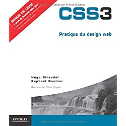 CSS3: Pratique du design web.