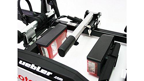 Uebler 15760 Anhängerkupplungsträger X21-S für 2 Fahrräder - 5