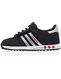 adidas Zapatillas La Trainer CF I Negro/Blanco EU 27