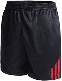 Yying Shorts Hombre Sport Pantalones Cortos Mujer Running Fútbol Baloncesto Ejercicio y Fitness Pantalon Unisexo Respirable Playa Trunks Deporte Pants