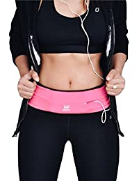 Generic Running Belt, Fitness Belt For Women & Men, Runners Waist Pack, Modern Reflective Workout Belt For Yoga...