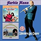 Mann & A Woman / Recorded in Rio De Janeiro by Herbie Mann (2013-05-03)