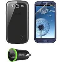 Belkin F5Z0462DE Set con Custodia Grip Tint,