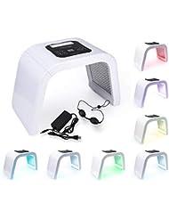 WAMK 7 Espectrómetro de Color Pdt Smart Spectrometer Led Light Equipo de Belleza dinámico Salón de Belleza Acné Instrumento de Belleza