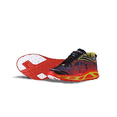 Hoka - Chaussures Running Huaka Homme Hoka ROUGE