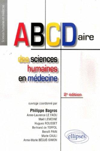 Abecedaire des Sciences Humaines en Medecine