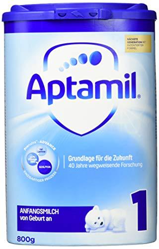 Aptamil Anfangsmilch 1 von Geburt an - 6er Pack (6x800g)
