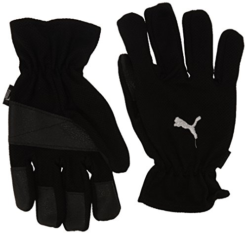 Puma Unisex Spielerhandschuhe Winter, black/white, 7, 040014 01