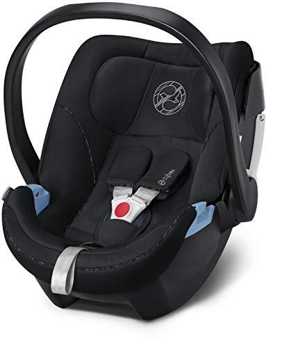 Cybex Aton 5 Premium Black   Babyschale   Kindersitz