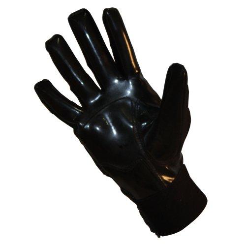 FLG-03 American Football Handschuhe Linemen Profi, OL,DL BLACK (2XL)