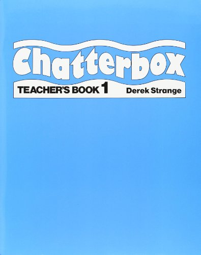 Chatterbox 1 : Teacher's book