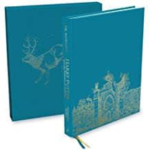 Harry Potter and the Prisoner of Azkaban (Deluxe Illustrated Slipcase ed)