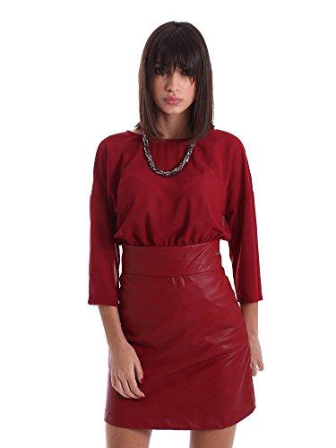 Gaudi 64FD10223/C Vestito Donna Bordeaux 46