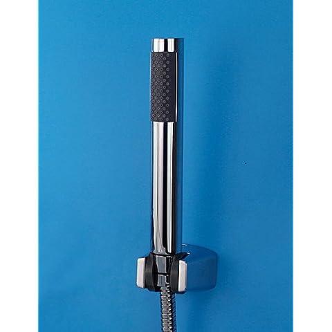WZL-massaggiare la testa doccia a mano, doccia per idromassaggio, docce di rame puro per Chrome