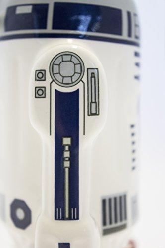 Star Wars – R2-D2 Seifenspender aus Keramik in Geschenkpackung - 3