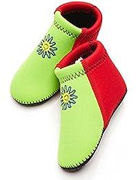 8f3bdb1a8 Highdas Unisex Baby Infant Swim Zapatos Zapatos de agua playa Zapatos para  bebé zapatos de neopreno