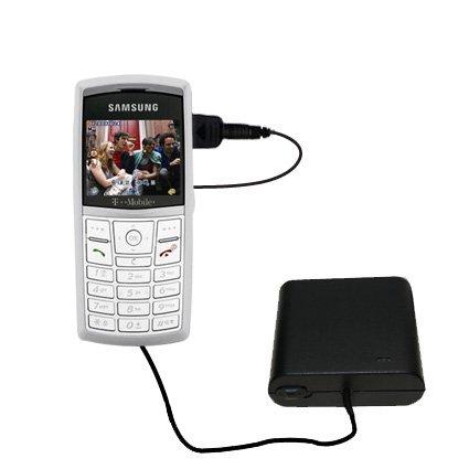 Tragbares AA Akkupack für kompatibel mit Samsung SGH-T519 Mit TipExchange Technologie