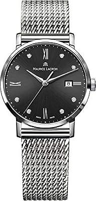 Maurice Lacroix Eliros EL1084-SS002-350-1 Wristwatch for women Flat & light
