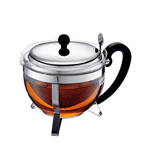 CHAMBORD: Teebereiter mit Edelstahlfilter und Edelstahldeckel, 1.3 l