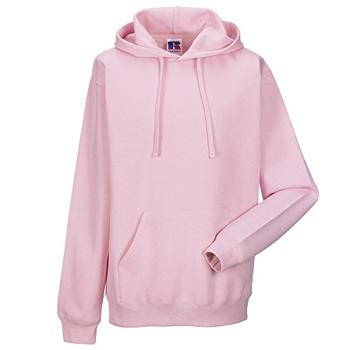 Russell Hooded sweatshirt Candy Pink