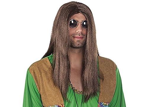 Perruque synthétique Accessoire idéal pour déguisement Homme ados garcon Nombreux