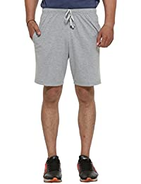 VIMAL Men's Cotton & Crush Short (D11-Anthra-P)