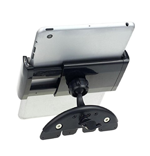 Kolylong® Mount Holder Auto Klebstoff Speicher Halter für iPad2 3 4 5 Galaxy Tab GPS Swivel Vent Mount Kit