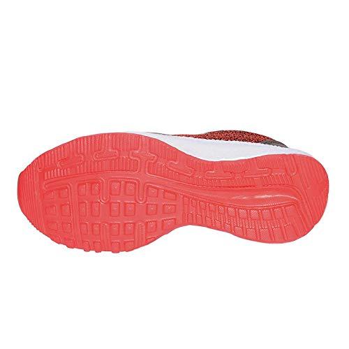 DAYZ Boy's Maroon Running Shoes-5 UK (38 EU) (KSJ-25-Maroon-Grey_5)