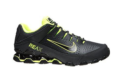 Nike Herren Reax 8 Tr Fitnessschuhe, Schwarz (Anthracite/Black/Volt 036), 48.5 EU Nike Mock Neck