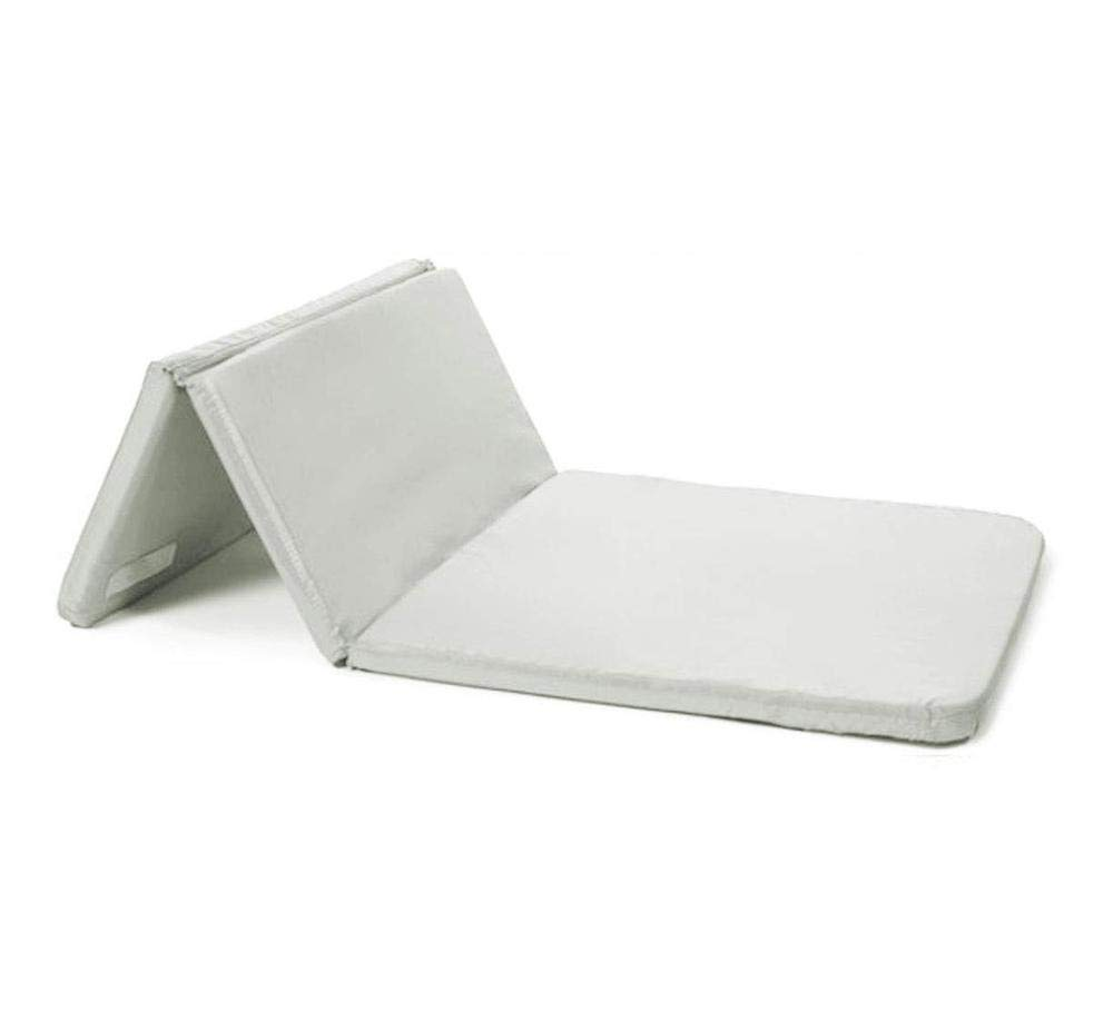 AEROMOOV - Instant Travel Bed - Allows Your Child to take a nap Wherever You are - Light and Compact - White Sand AeroMoov COMPACT AND LIGHT: No more carrying a heavy and bulky travel bed! The AeroMoov Instant Travel Bed weighs less than 5kg and is easy to store thanks to its slim and elegant storage bag. TO BE TAKEN EVERYWHERE: At Grandma and Grandpa's, on the beach or in your garden, allow your little one to take a pleasant nap or play, without ever losing sight of him thanks to the transparent sides. FAST ASSEMBLY AND STORAGE: Installing your Instant Travel Bed becomes child's play. Mount and dismantle it in just 2 seconds. 3