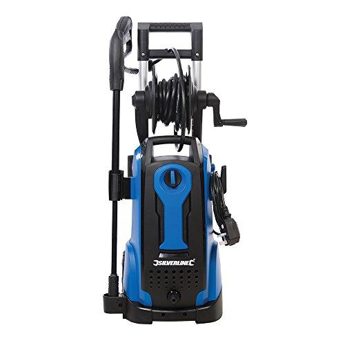 Silverline 943676 165bar High Pressure Washer 2100W