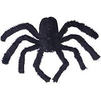 Swiftswan Decorazione Spaventosa di Halloween del Ragno Gigante di 30cm e4777455723b