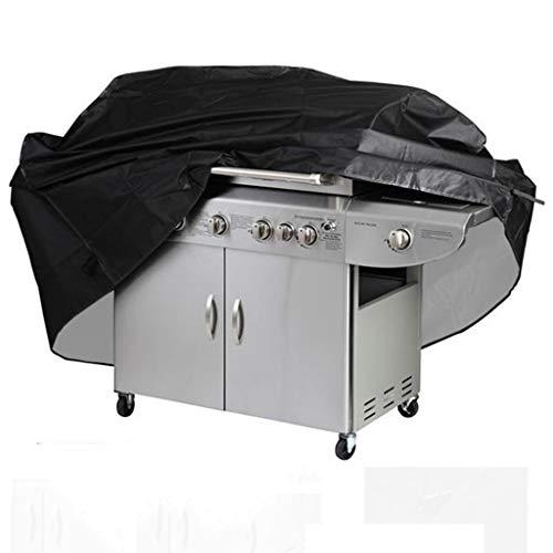 Zelte Barbecue Garden Oven Cover, schwarzer Außengrill spezieller Regenschutz Staubschutz (Size : 100x60x150cm)