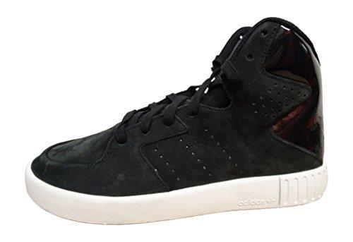 adidas, Sneaker donna black black white BA7508