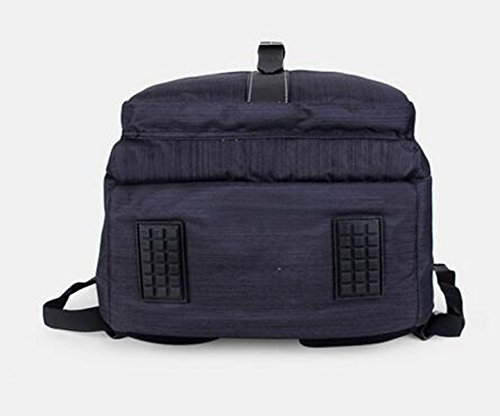 TUOZA Outdoor-Freizeit-Rucksack Business-Laptop-Tasche Blue