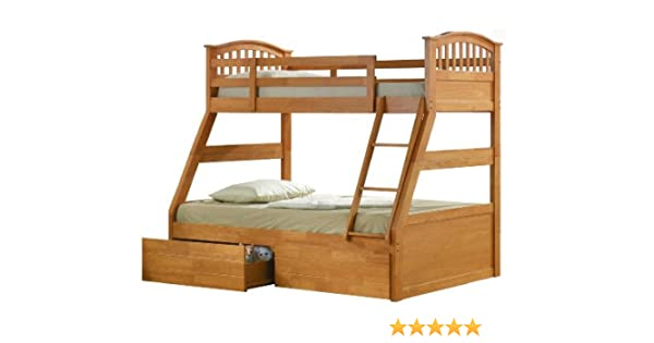 Simple 41aClqNqXgL SR600 315 PIWhiteStrip BottomLeft 0 35 PIStarRatingFIVE BottomLeft 360 6 SR600 315 SCLZZZZZZZ Pictures - Luxury Wooden Bunk Beds with Stairs Style