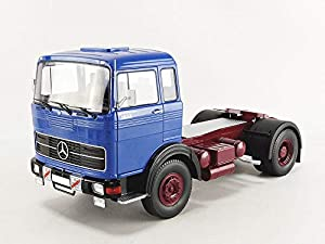ROAD KINGS RK180022BLR - Coche en Miniatura, Color Azul y Rojo