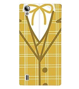 Print Masti Designer Back Case Cover for Vivo Y15S :: Vivo Y15 (Uniform Tie School Days Education)