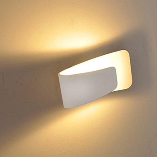 Lampade da parete e soffitto bagno creative calde luci led a luce bianca lampada da parete - Lampade da bagno a parete ...