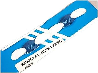 Adidas originals - Badges a lacets 1 paire - Gadget - Bleu moyen - Taille Unique