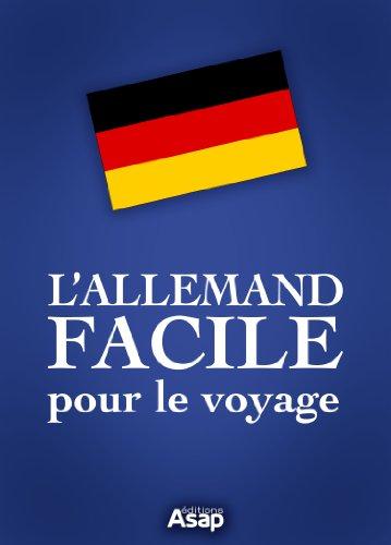 L'allemand facile pour le voyage