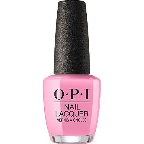 OPI I Think In Pink, 15 ml (Opi Nagellack In Pink)