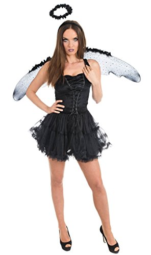 Kostüm Ange Noir - Déguisement ange noir femme--34/36
