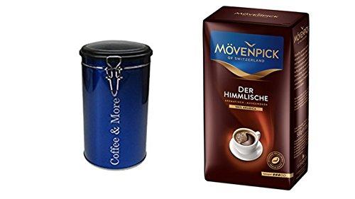 Mövenpick - Der Himmlische - 500g + Kaffeedose Aromadose +